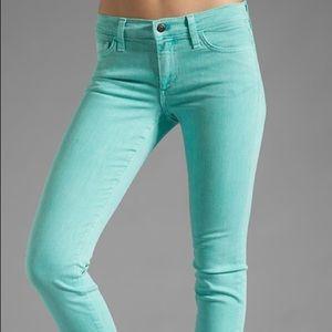 Joe's Jeans The Skinny Ankle Green